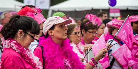 Race For the Cure DC 2015
