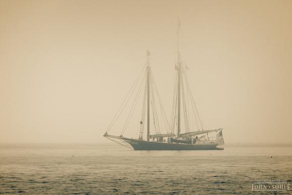Bar Harbor Fog