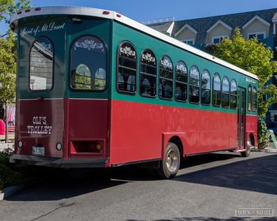 Oli's Trolley Bar Harbor