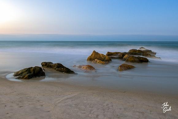 Long Beach Jetty Sunrise 1