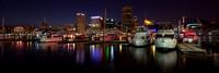 Baltimore Inner Harbor Reflections