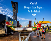 Capital Dragon Boat Regatta at the Wharf - 2015