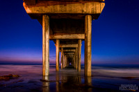 Scripps Pier Twilight