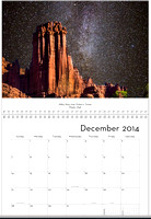 December - Fishers Tower, Utah