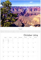 October - Grand Canyon, Arizona