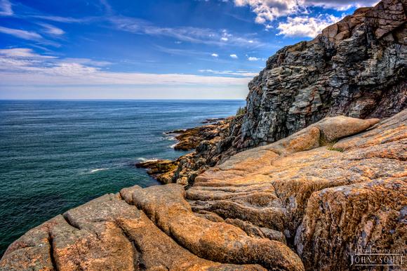 Otter Point, Acadia