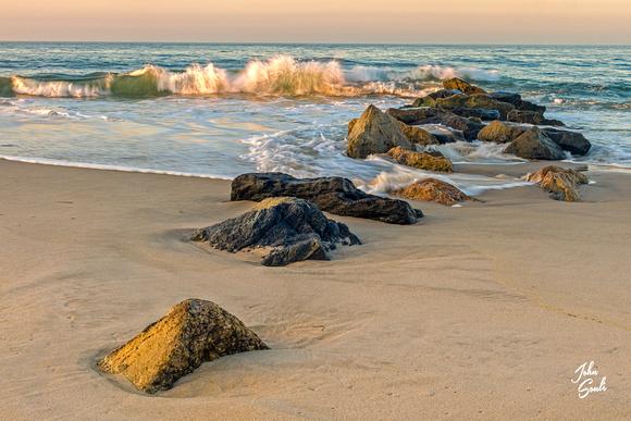 Long Beach Jetty Sunrise 9