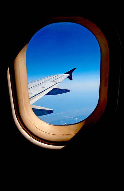 John Soulé | How to photograph: Through an Airplane Window