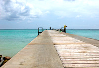 Barbados Fishing Pier